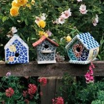 Diy Miniature Stone Houses 33 214x214 - Cutest DIY Miniature Stone House Ideas