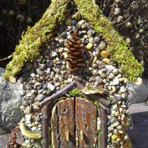 Diy Miniature Stone Houses 36 214x214 - Cutest DIY Miniature Stone House Ideas