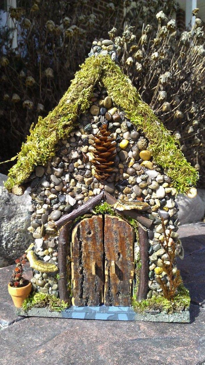 Diy Miniature Stone Houses 36 - Cutest DIY Miniature Stone House Ideas