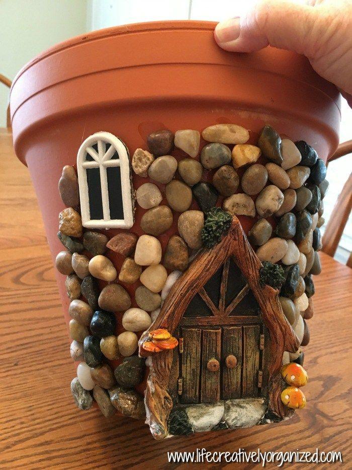 Diy Miniature Stone Houses 37 - Cutest DIY Miniature Stone House Ideas