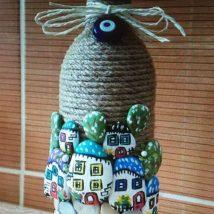 Diy Miniature Stone Houses 38 214x214 - Cutest DIY Miniature Stone House Ideas