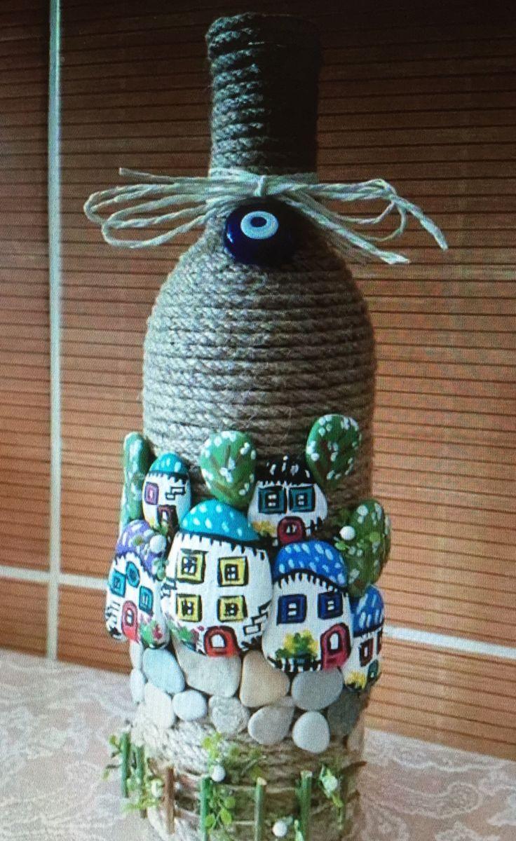 Diy Miniature Stone Houses 38 - Cutest DIY Miniature Stone House Ideas