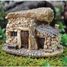 Diy Miniature Stone Houses 41 214x214 - Cutest DIY Miniature Stone House Ideas