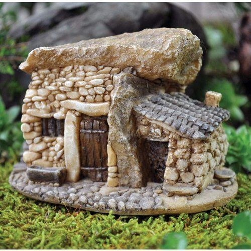 Diy Miniature Stone Houses 41 - Cutest DIY Miniature Stone House Ideas