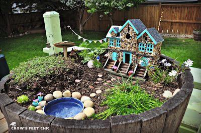 Diy Miniature Stone Houses 42 - Cutest DIY Miniature Stone House Ideas