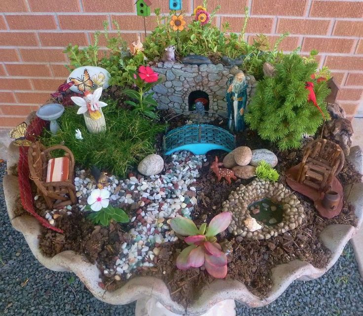 Diy Miniature Stone Houses 43 - Cutest DIY Miniature Stone House Ideas