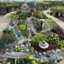 Diy Miniature Stone Houses 46 214x214 - Cutest DIY Miniature Stone House Ideas