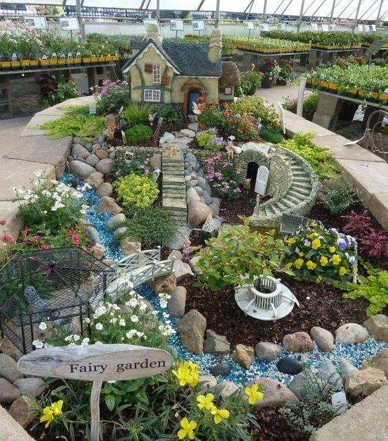 Diy Miniature Stone Houses 46 - Cutest DIY Miniature Stone House Ideas