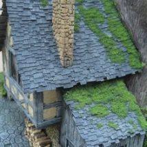 Diy Miniature Stone Houses 5 214x214 - Cutest DIY Miniature Stone House Ideas