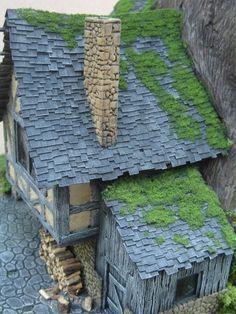 Diy Miniature Stone Houses 5 - Cutest DIY Miniature Stone House Ideas