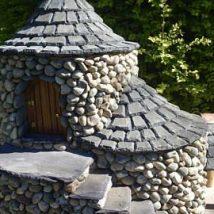 Diy Miniature Stone Houses 8 214x214 - Cutest DIY Miniature Stone House Ideas