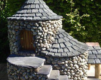 Diy Miniature Stone Houses 8 - Cutest DIY Miniature Stone House Ideas