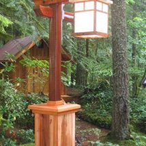 Diy Outdoor Lights 1 214x214 - 45+ Gorgeous and Easy DIY Outdoor Lighting Ideas