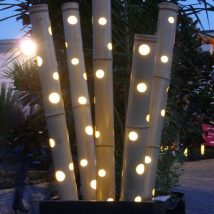 Diy Outdoor Lights 11 214x214 - 45+ Gorgeous and Easy DIY Outdoor Lighting Ideas
