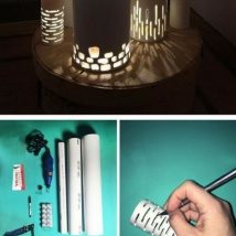 Diy Outdoor Lights 13 214x214 - 45+ Gorgeous and Easy DIY Outdoor Lighting Ideas