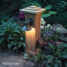 Diy Outdoor Lights 14 214x214 - 45+ Gorgeous and Easy DIY Outdoor Lighting Ideas