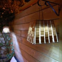 Diy Outdoor Lights 15 214x214 - 45+ Gorgeous and Easy DIY Outdoor Lighting Ideas