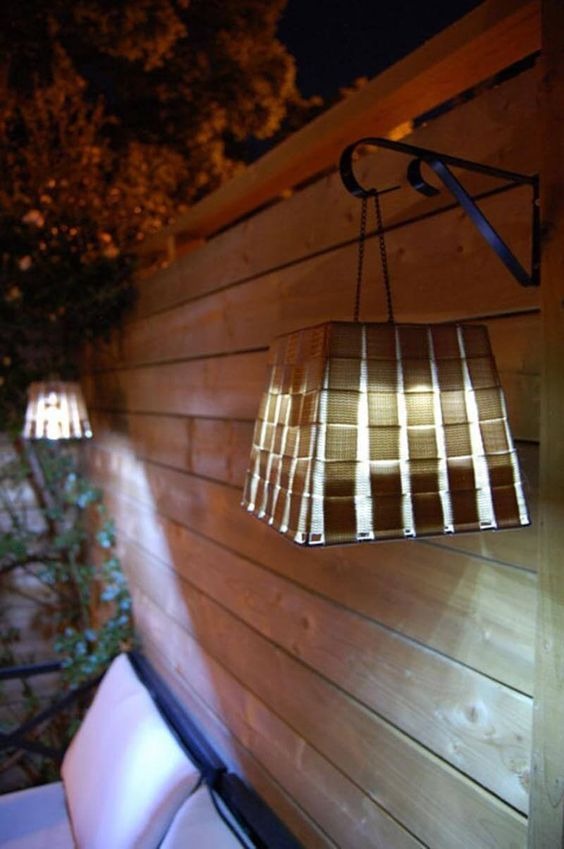Diy Outdoor Lights 15 - 45+ Gorgeous And Easy DIY Outdoor Lighting Ideas