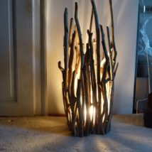Diy Outdoor Lights 17 214x214 - 45+ Gorgeous and Easy DIY Outdoor Lighting Ideas