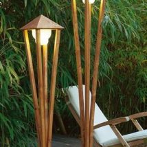 Diy Outdoor Lights 19 214x214 - 45+ Gorgeous and Easy DIY Outdoor Lighting Ideas