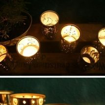 Diy Outdoor Lights 22 214x214 - 45+ Gorgeous and Easy DIY Outdoor Lighting Ideas