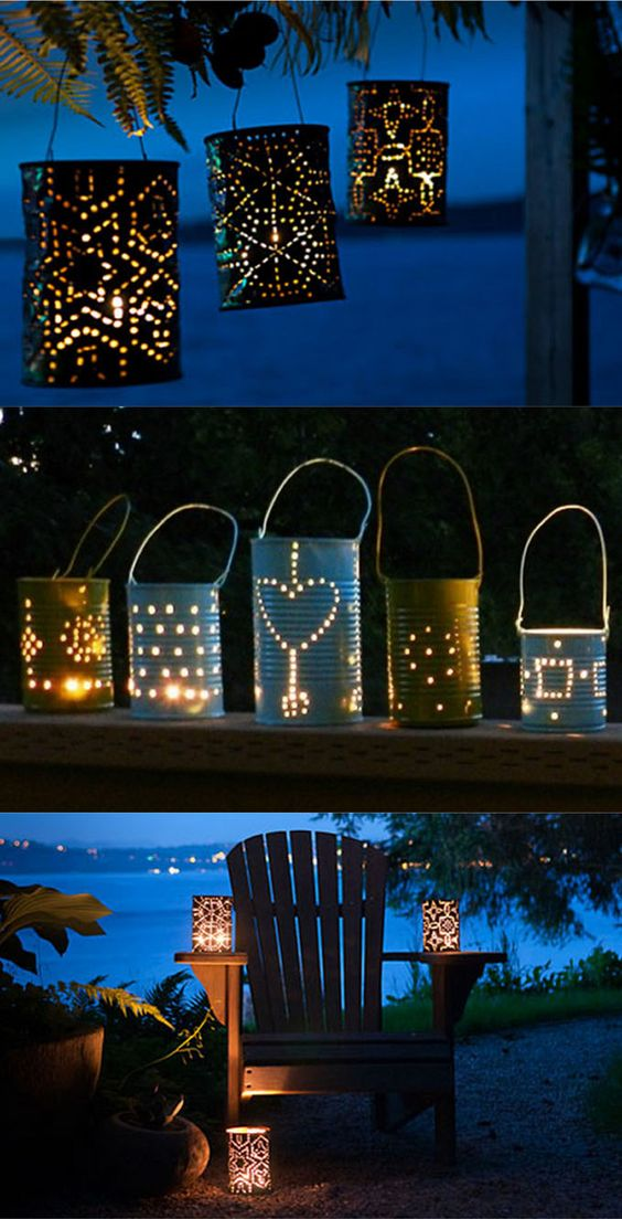 Diy Outdoor Lights 24 - 45+ Gorgeous And Easy DIY Outdoor Lighting Ideas