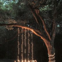 Diy Outdoor Lights 30 214x214 - 45+ Gorgeous and Easy DIY Outdoor Lighting Ideas