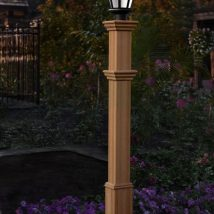 Diy Outdoor Lights 33 214x214 - 45+ Gorgeous and Easy DIY Outdoor Lighting Ideas