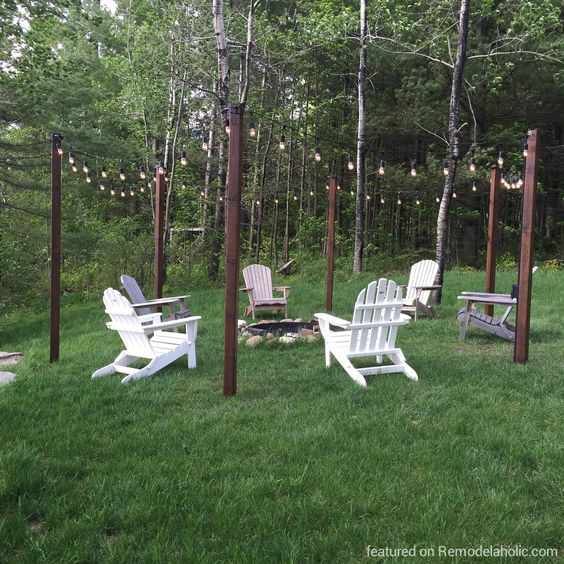 Diy Outdoor Lights 34 - 45+ Gorgeous And Easy DIY Outdoor Lighting Ideas