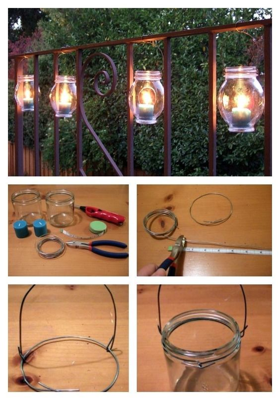 Diy Outdoor Lights 35 - 45+ Gorgeous And Easy DIY Outdoor Lighting Ideas