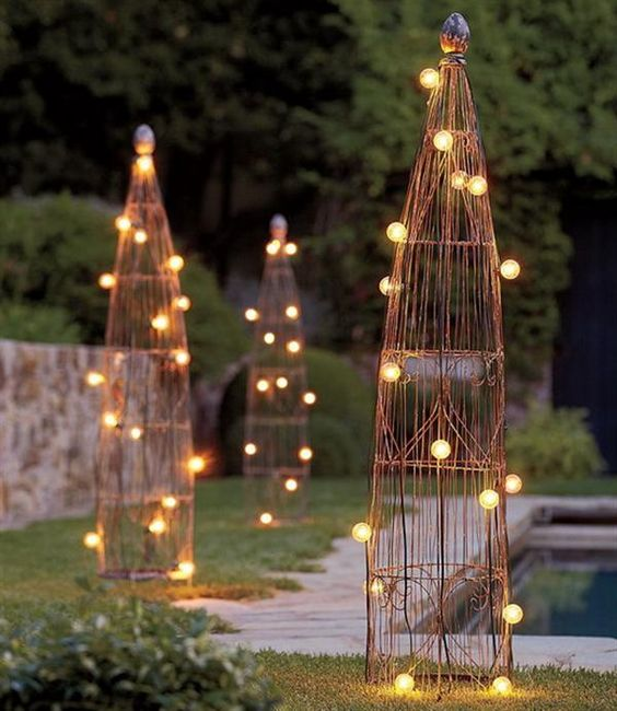 Diy Outdoor Lights 39 - 45+ Gorgeous And Easy DIY Outdoor Lighting Ideas
