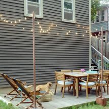 Diy Outdoor Lights 4 214x214 - 45+ Gorgeous and Easy DIY Outdoor Lighting Ideas