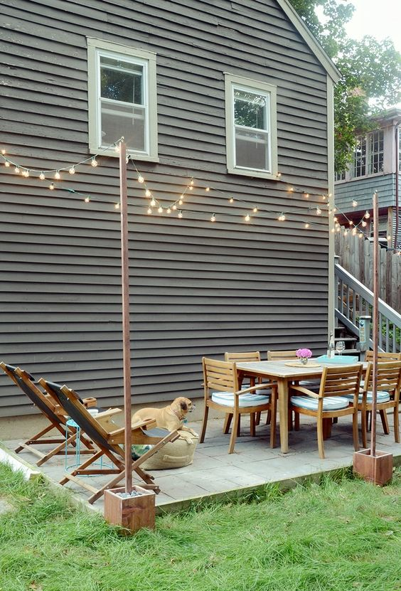 Diy Outdoor Lights 4 - 45+ Gorgeous And Easy DIY Outdoor Lighting Ideas