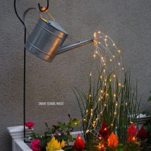 Diy Outdoor Lights 44 214x214 - 45+ Gorgeous and Easy DIY Outdoor Lighting Ideas