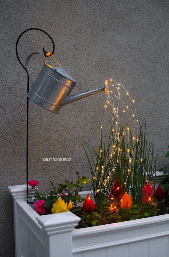 Diy Outdoor Lights 44 - 45+ Gorgeous And Easy DIY Outdoor Lighting Ideas