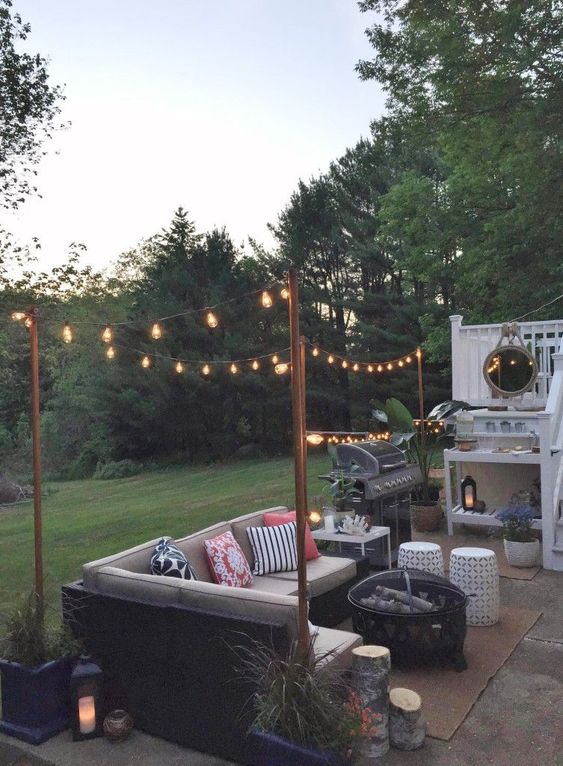Diy Outdoor Lights 46 - 45+ Gorgeous And Easy DIY Outdoor Lighting Ideas