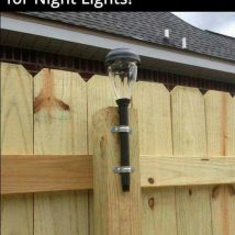 Diy Outdoor Lights 6 214x214 - 45+ Gorgeous and Easy DIY Outdoor Lighting Ideas