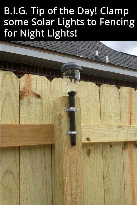 Diy Outdoor Lights 6 - 45+ Gorgeous And Easy DIY Outdoor Lighting Ideas