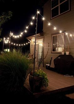 Diy Outdoor Lights 8 - 45+ Gorgeous And Easy DIY Outdoor Lighting Ideas