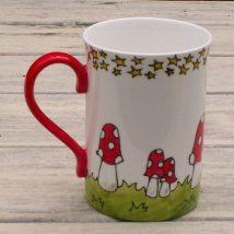 Diy Painted Mugs 11 214x214 - Top DIY Painted Mugs Ideas