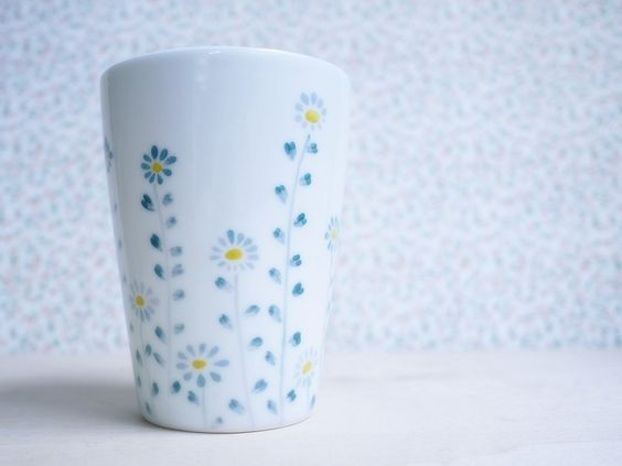 Diy Painted Mugs 2 - Top DIY Painted Mugs Ideas