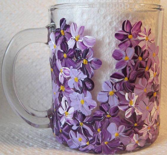 Diy Painted Mugs 24 - Top DIY Painted Mugs Ideas