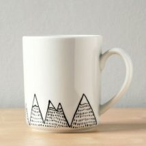 Diy Painted Mugs 33 214x214 - Top DIY Painted Mugs Ideas