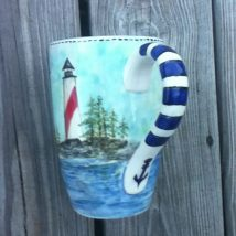 Diy Painted Mugs 36 214x214 - Top DIY Painted Mugs Ideas