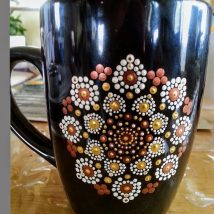 Diy Painted Mugs 43 214x214 - Top DIY Painted Mugs Ideas