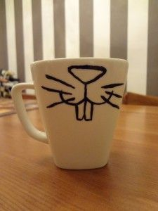 Diy Painted Mugs 47 - Top DIY Painted Mugs Ideas