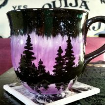 Diy Painted Mugs 49 214x214 - Top DIY Painted Mugs Ideas