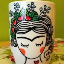 Diy Painted Mugs 7 214x214 - Top DIY Painted Mugs Ideas