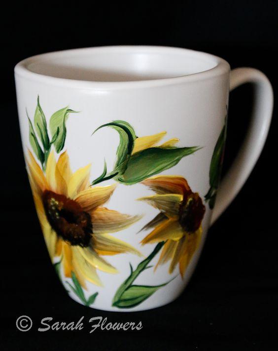 Diy Painted Mugs 8 - Top DIY Painted Mugs Ideas