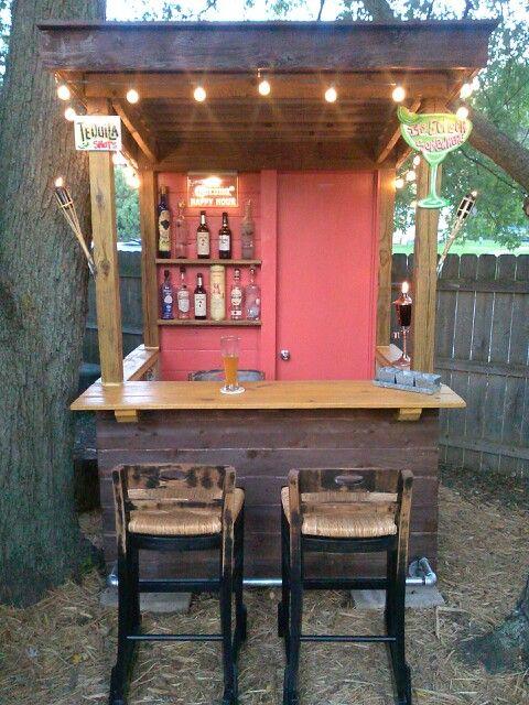 Diy Pallet Bar 11 - 50+ DIY Ideas For Wood Pallet Bars